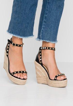 KORI - Korolliset sandaalit - black
