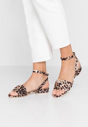 VALERIA - Sandals - tan