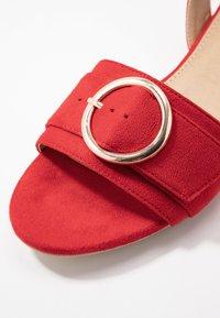 RAID - VALERIA - Sandals - red - 2