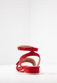 RAID - VALERIA - Sandals - red - 5
