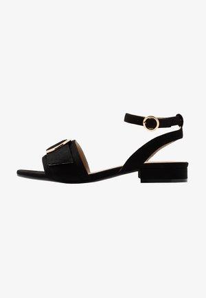VALERIA - Sandals - black