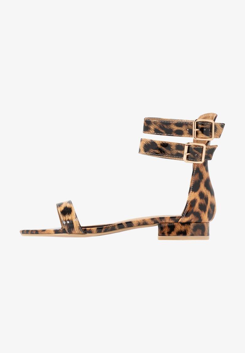BEBO - TRINITY - Sandals - tan