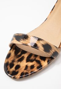 BEBO - TRINITY - Sandals - tan - 5