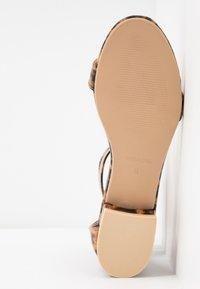 BEBO - TRINITY - Sandals - tan - 4