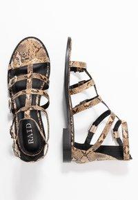 RAID - ROSE - Sandals - beige - 3