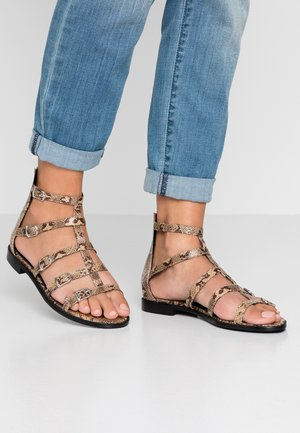 ROSE - Sandals - beige