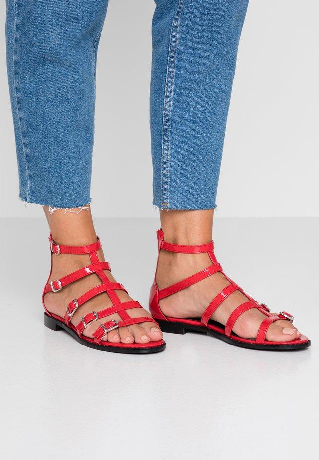 ROSE - Sandaler - red
