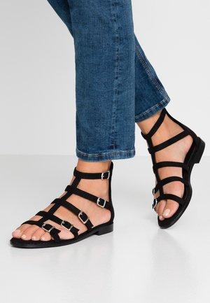 ROSE - Sandals - black