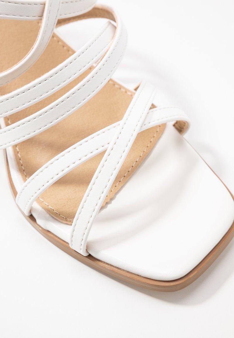 RAID - FABRIZIA - Sandaler - white