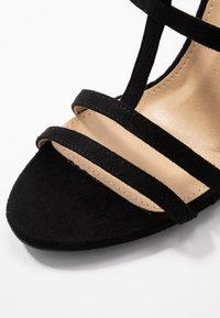 RAID - KYLIE - Sandály na vysokém podpatku - black - 2