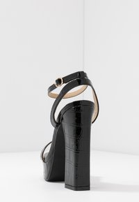 RAID - GIANNA - High heeled sandals - black - 5