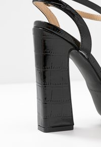RAID - GIANNA - High heeled sandals - black - 2