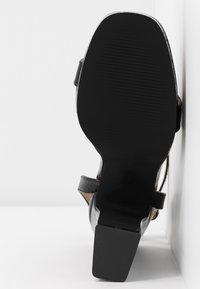 RAID - GIANNA - High heeled sandals - black - 6