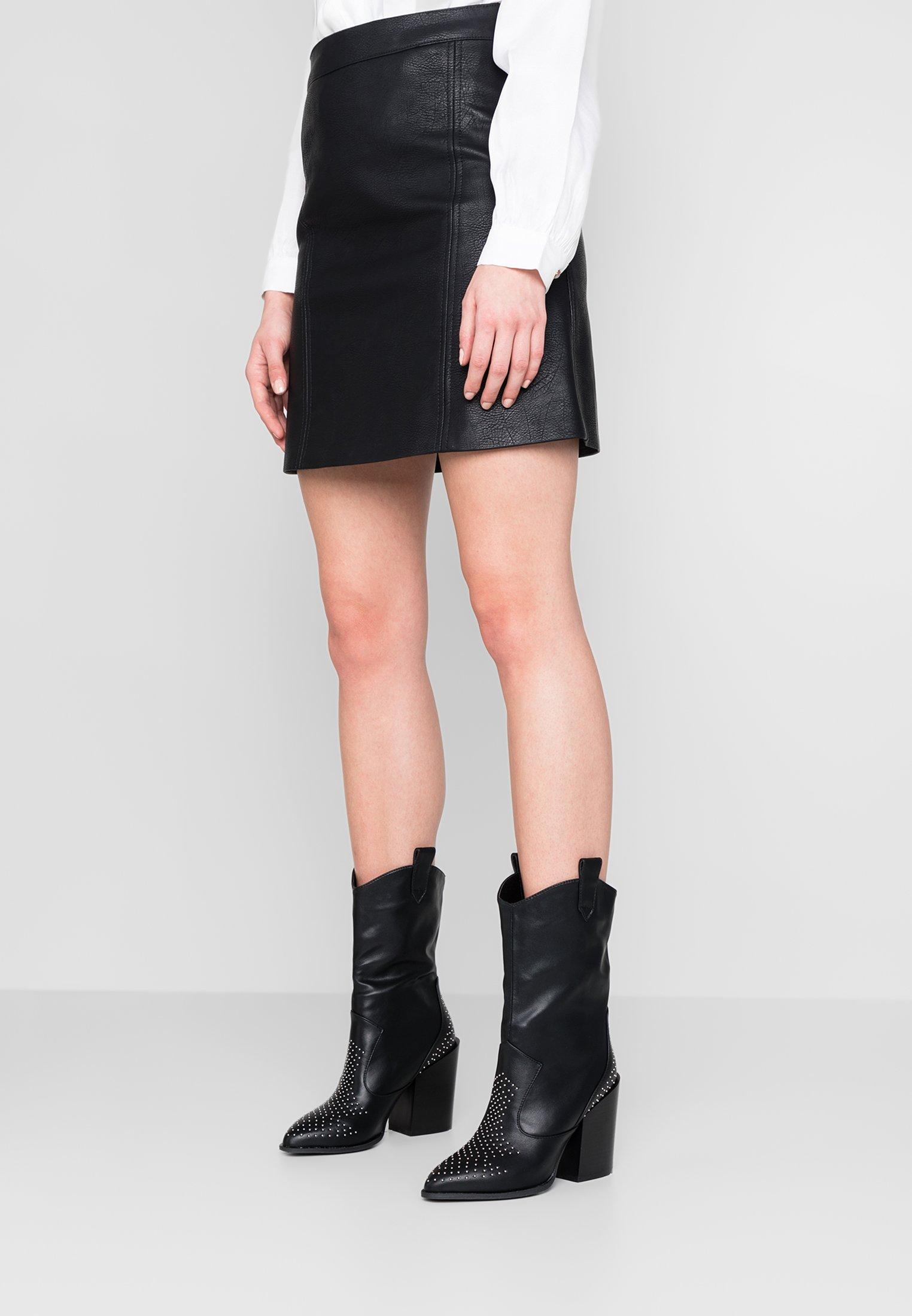 Versace Jeans Couture Stivali con i tacchi nero Zalando.it