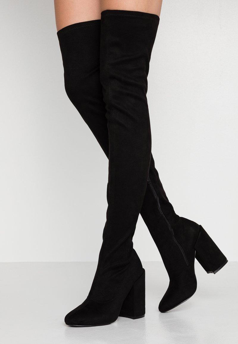 RAID - EDITA - High Heel Stiefel - black