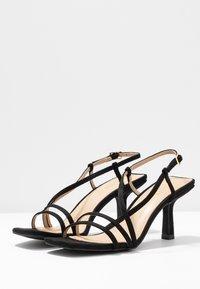 RAID - AADHYA - Sandals - black - 4