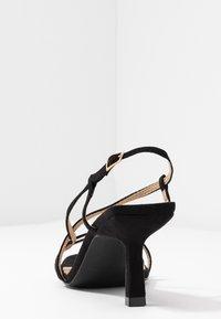 RAID - AADHYA - Sandals - black - 5