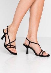 RAID - AADHYA - Sandals - black - 0