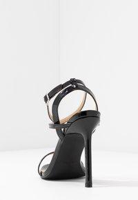RAID - CAROLYN - Sandaler med høye hæler - black - 5