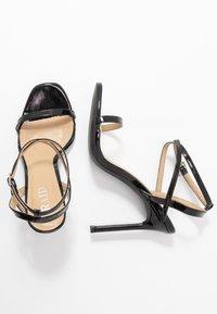 RAID - CAROLYN - Sandaler med høye hæler - black - 3