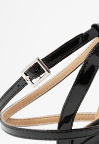 RAID - CAROLYN - Sandaler med høye hæler - black - 2