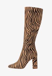 RAID - JOELLE - Stivali con i tacchi - tan - 1