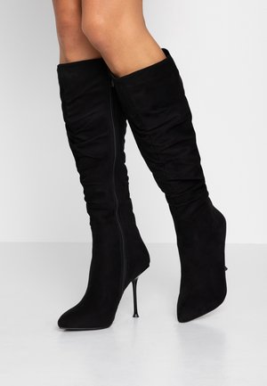 ZAYLEE - High heeled boots - black