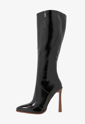 ARIA - High heeled boots - black