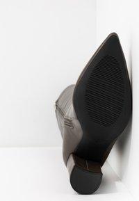 RAID - Botas de tacón - khaki - 6
