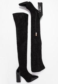 RAID - ALLIE - Boots med høye hæler - black - 3