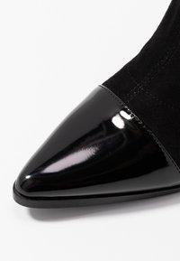 RAID - ALLIE - Boots med høye hæler - black - 2