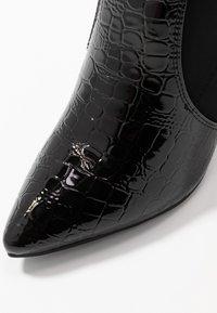 RAID - JUDINA - Boots med høye hæler - black - 2