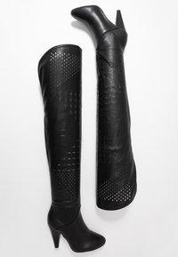 RAID - STECY - Botas de tacón - black - 3