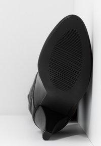 RAID - STECY - Botas de tacón - black - 6