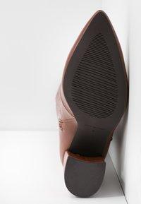 RAID - TERRY - Stivali sopra il ginocchio - tan - 6