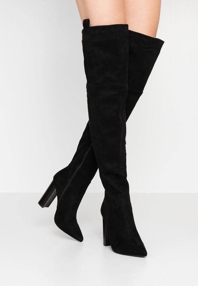 ARYTON - High heeled boots - black