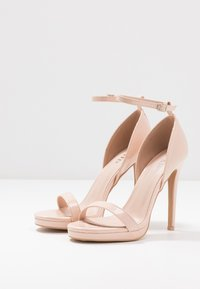 RAID - CRESSIDA - High heeled sandals - nude - 4