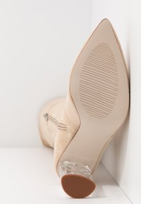 RAID - DEIDRE - High heeled boots - nude - 6