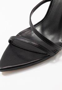 RAID - ROSIE - Sandaler med høye hæler - black - 2