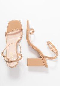 RAID - ANIELA - High Heel Sandalette - nude - 3