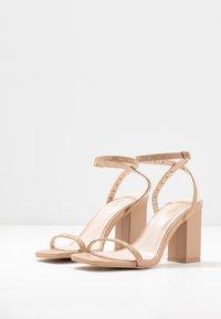 RAID - ANIELA - High Heel Sandalette - nude - 4