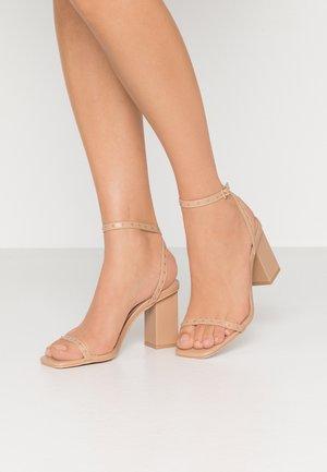 ANIELA - Sandaletter - nude