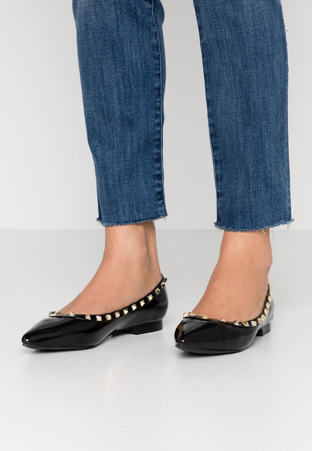 EAVIE - Ballet pumps - black