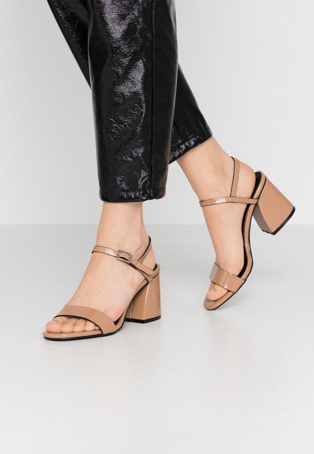ANTHEM - Sandals - beige