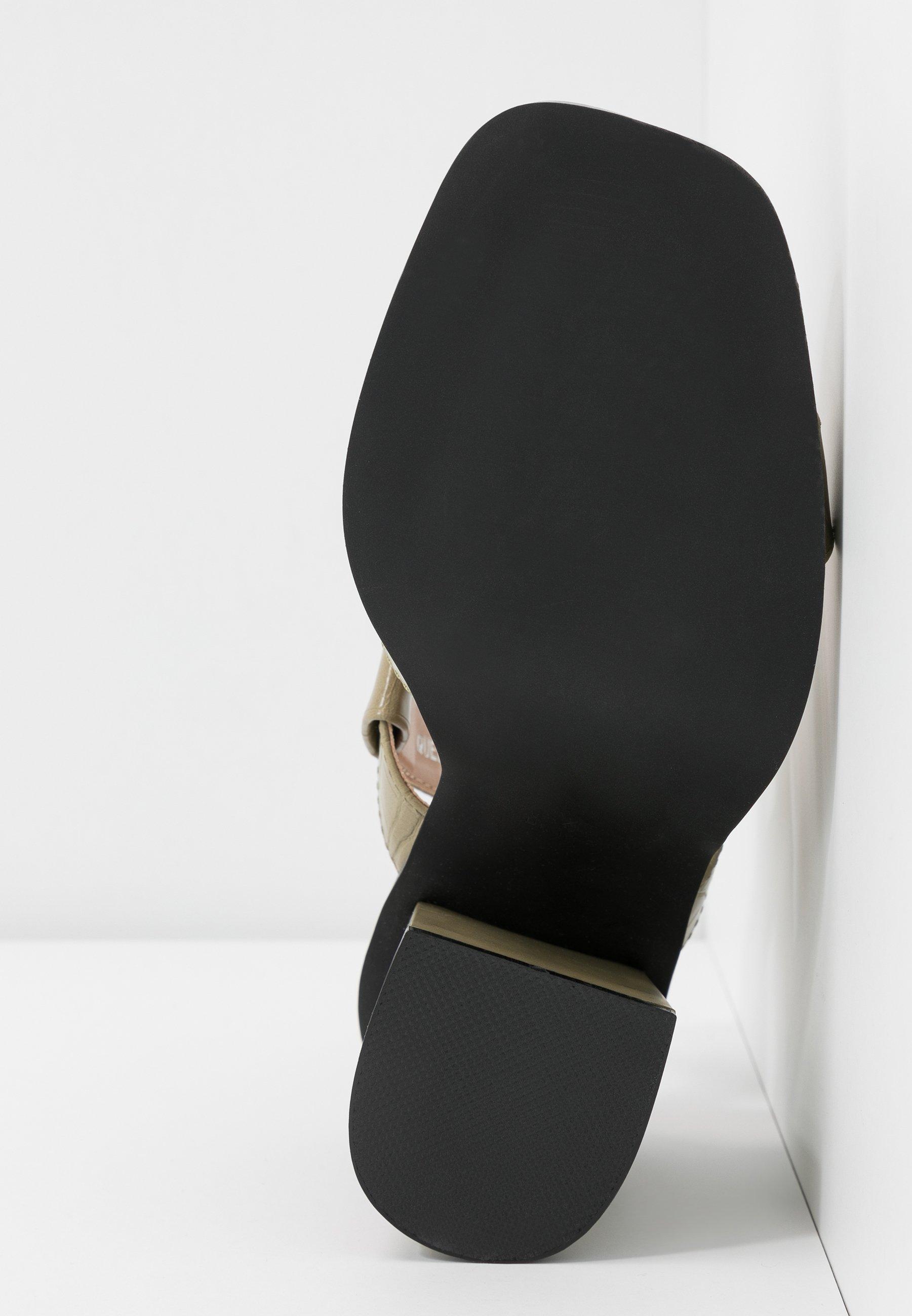 RAID QUEENIE - Sandały na obcasie - khaki