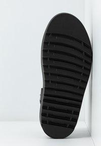 RAID - CARMEN - Platform sandals - black - 6