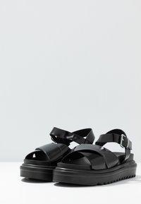 RAID - CARMEN - Platform sandals - black - 4