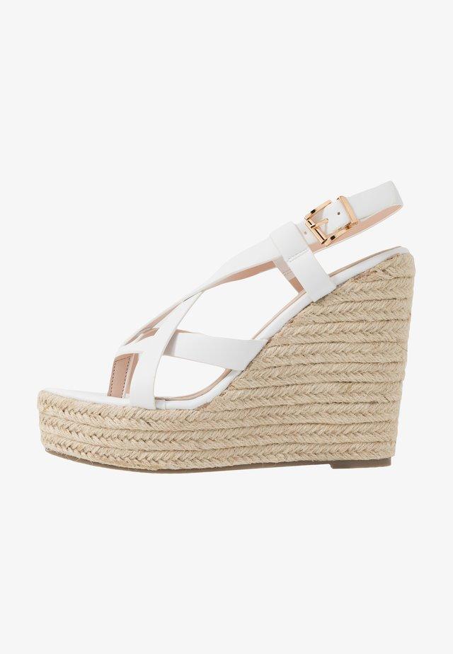 ROCIO - Sandaletter - white