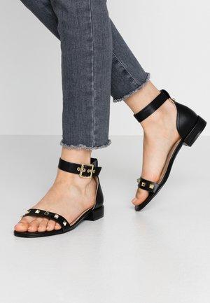 ANGELA - Sandals - black