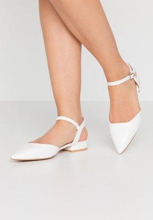 BONITA - Sandals - white
